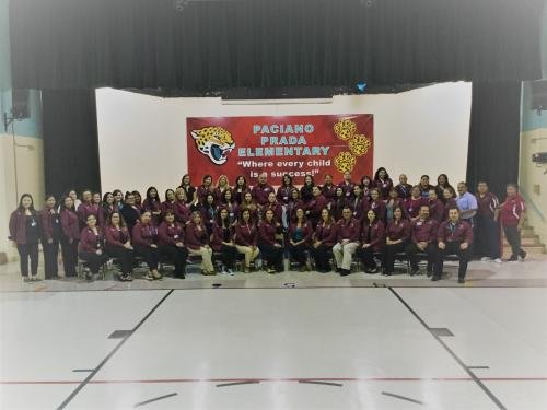 Staff Picture 2018