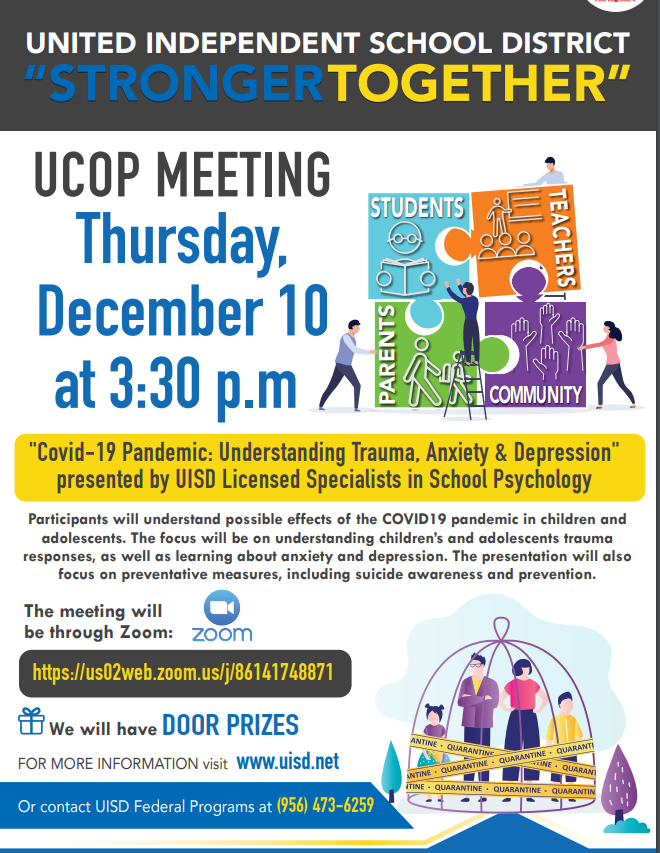 UCOP Meeting