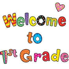 welcome to 1st grade