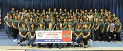 VMES 2018/2019 Staff