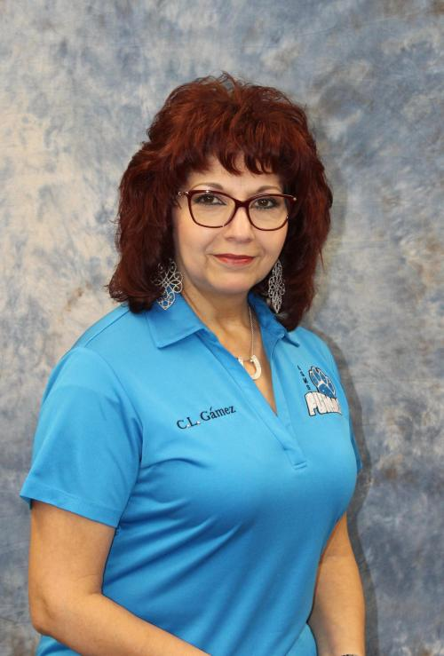 Principal Mrs. Gamez