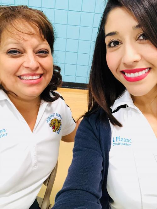 Mrs. Laura Herrera & Mrs. Nereida Ramon
