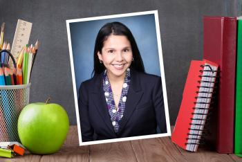 Jessica C. Salazar, Los Obispos MS Principal,  TASSP Region #1 Outstanding Principal of the Year