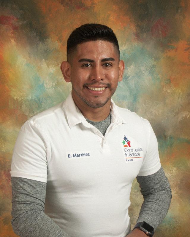 Mr. Ernesto Martinez ernesto.martinez@uisd.net  Communities In Schools Coordinator