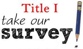 Title 1 Survey NOW OPEN until June 12!