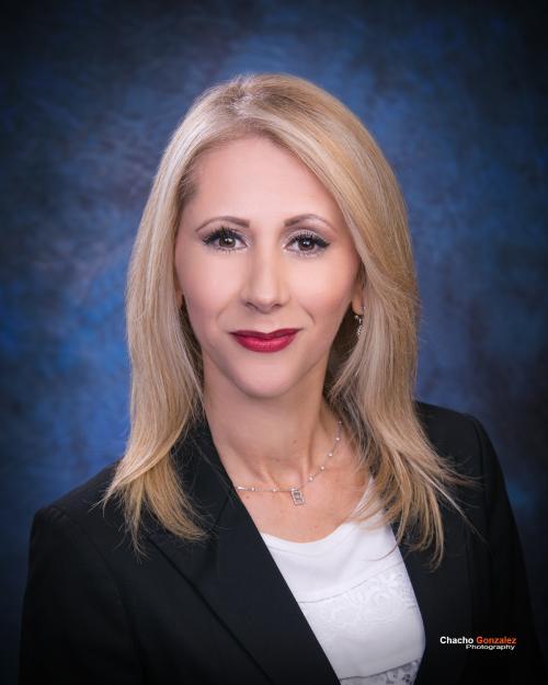 Picture of principal Rebecca Morales