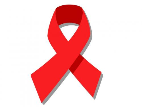 Red Ribbon for Say NO to drugs