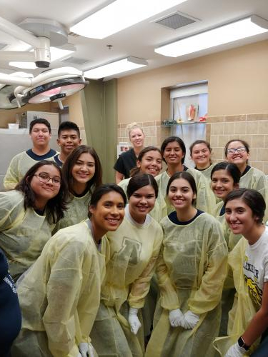 AHS Magnet Human Cadaver Lab Field Trip 2019 photo