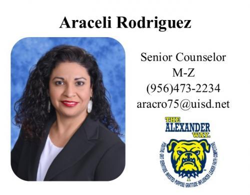 Araceli Rodriguez