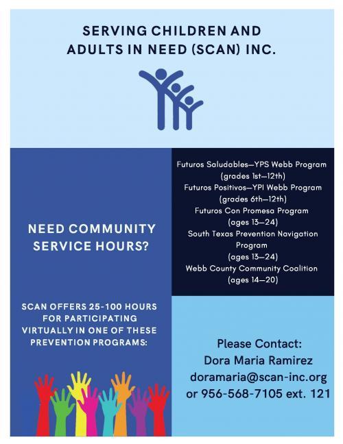 Scan Community Service