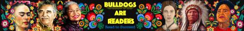Bulldogs are Readers!