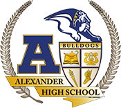 J. B. Alexander High School Logo