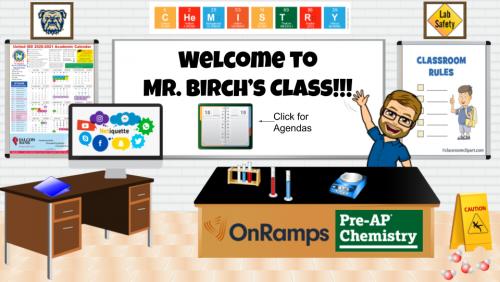 Mr.  Birchs Bitmoji Class image