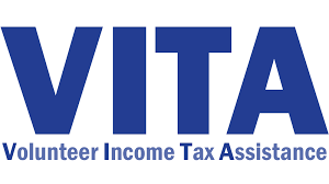 VITA-Volunteer Income Tax Assistance logo