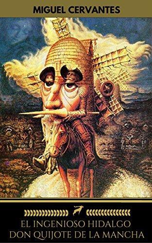 Don Quijote de la Mancha de Ocampo