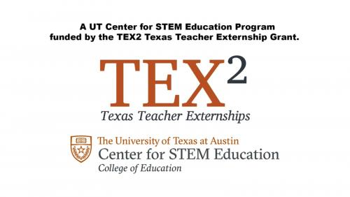 The Texas Teacher Externship Program 2018