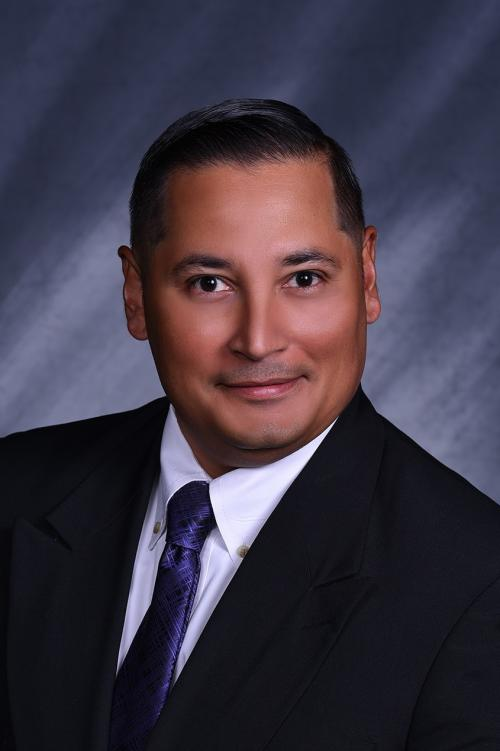 Picture of Assistant Principal, Mr. Raul Nuno