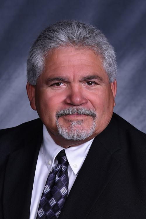 Picture of Assistant Principal, Mr. Ruben Rangel