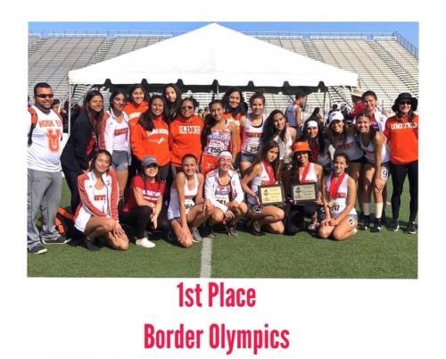 Border Olympic Champions 2020