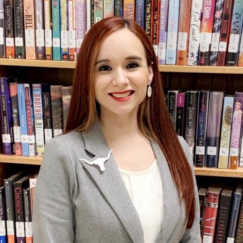 Griselda Moreno-Counselor