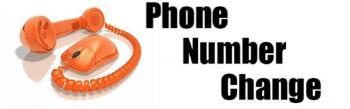 NEW DISTRICT PHONE NUMBER