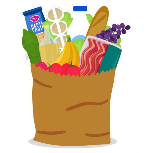 bag of food!!!