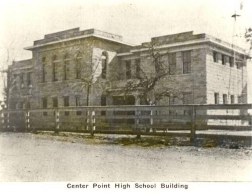 Admin building circa 1950