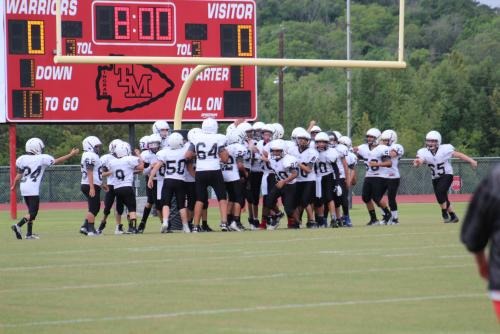 Middle School Pirate Football