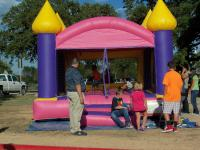 Homecoming Spectacular - Bounce House