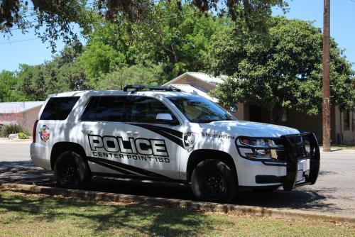 CPISD Police Car