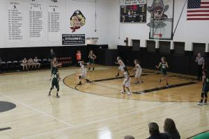 Middle School Girls Basketball Game
