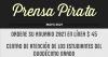Image that corresponds to la Prensa Pirata, Mayo 21. 2021