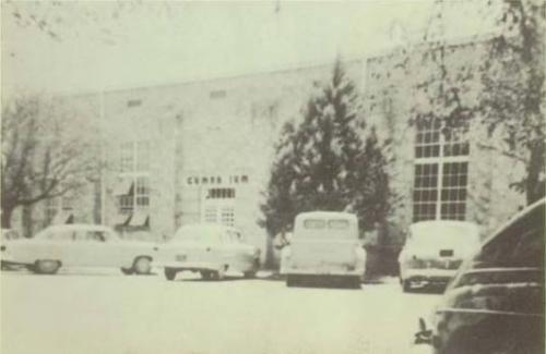 Small gym circa 1950