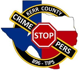 Kerr County Crime Stoppers Logo