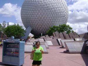 Florida 2012-Epcot was fun!