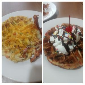 Miles Waffle/Pancake Day