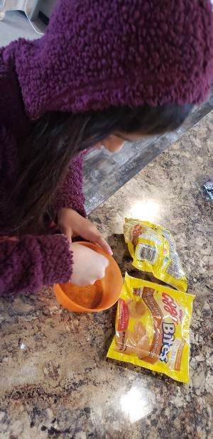 Arianna Waffle/Pancake Day