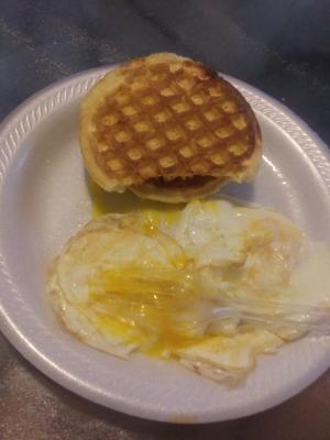 Gabby Waffle/Pancake Day