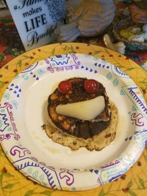 Mrs. Barragan Waffle/Pancake Day