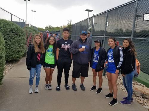 Regional Tennis Team