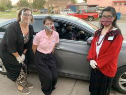 HECC Title 1 and ESL/Bilingual Drive-Thru