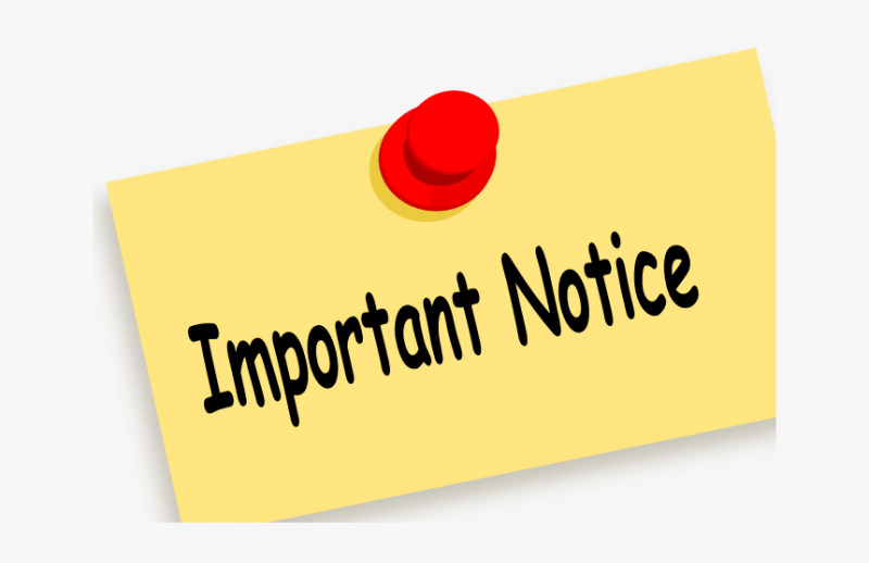 Public Notice for Meeting on Budget and Proposed Tax Rate