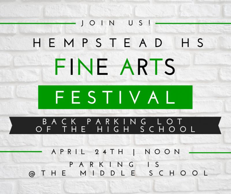 2021 HHS Fine Arts Festival