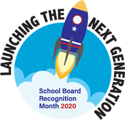School Board Appreciation Logo
