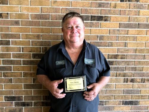 35 Year Service Award