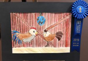 Best of Show - Chicken Dance