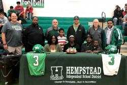 Thumbnail Image for Article Tom McDade, Jr. Signs with Angelo State