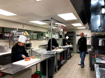 Thumbnail Image for Article Culinary Students are a cut above the rest at HHS