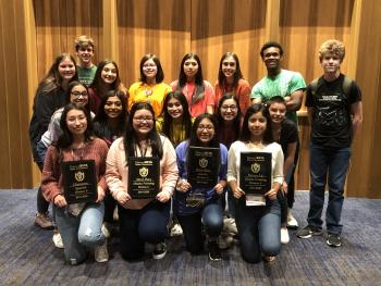 HHS Beta Students Qualify for National