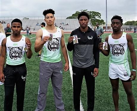 'Cats send multiple athletes to Regional Contest